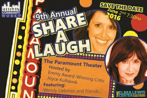 Share a Laugh 2016
